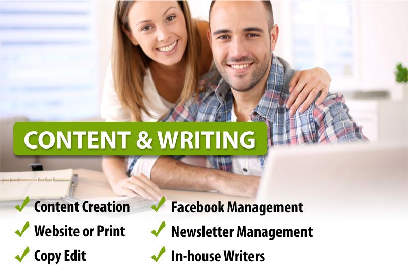 Affordable Content Writing Nevada Utah Arizona