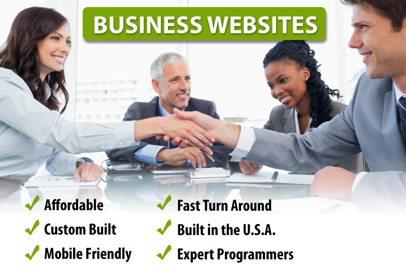 Affordable Business Website Nevada Utah Arizona